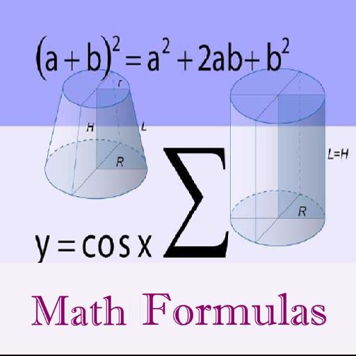 1300 All Maths Formulas Mega Pack icon