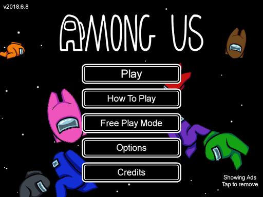 Among Us स्क्रीनशॉट 10