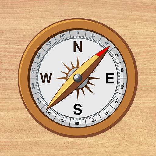 البوصلة : Smart Compass أيقونة