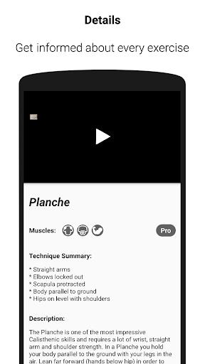 Thenics screenshot 7