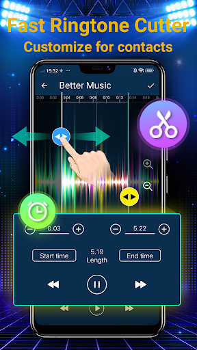 Music Player - 10 Bands Equalizer MP3 Audio Player screenshot 4
