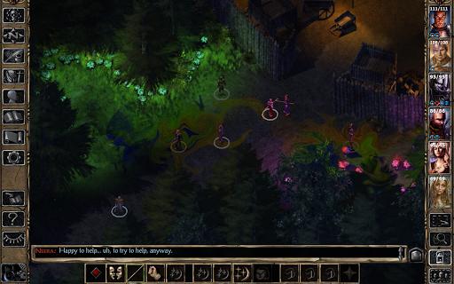 Baldur's Gate II screenshot 10