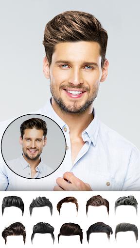 Man Hair Style : New hair, mustache, beard styles screenshot 5