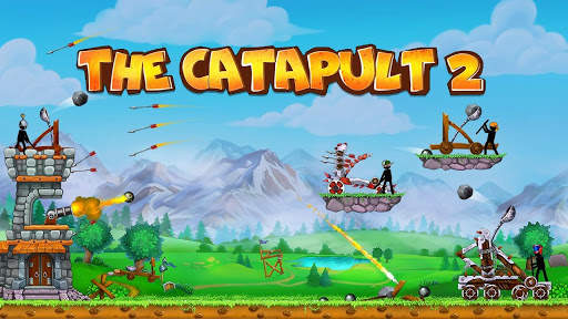 The Catapult 2 — Grow your castle tower defense screenshot 1