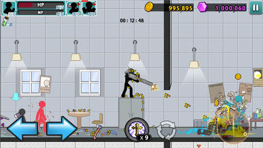 Anger of stick 5 : zombie screenshot 7