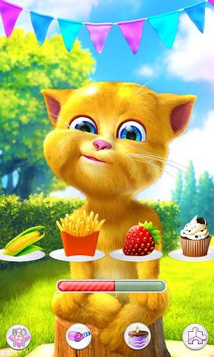 Talking Ginger 2 screenshot 3