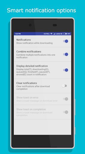 IDM Lite: Music, Video, Torrent Downloader screenshot 17