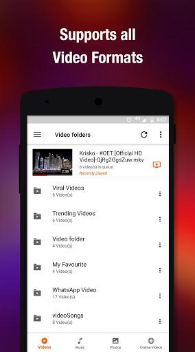 Video Player All Format - Full HD Video Player screenshot 3