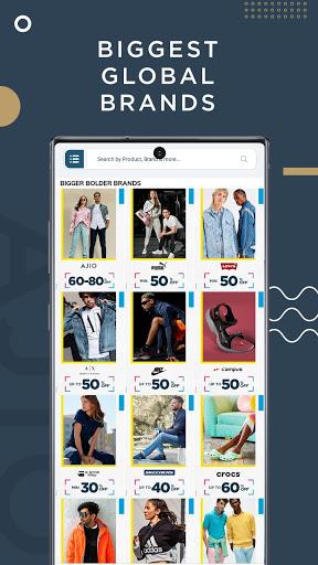 AJIO Online Shopping - Handpicked Curated Fashion 1 تصوير الشاشة