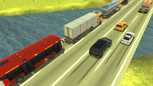Heavy Traffic Racer: Speedy screenshot 7