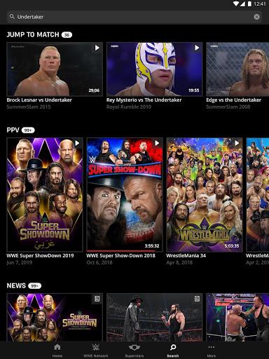 WWE screenshot 12