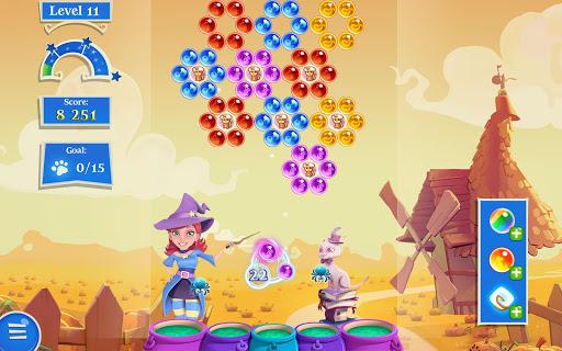 Bubble Witch 2 Saga screenshot 12