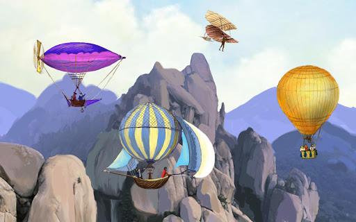 Flying World Live Wallpaper 9 تصوير الشاشة