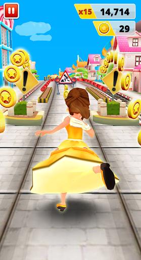Princess Run Game 7 تصوير الشاشة