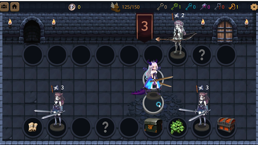Rogue-like Princess : OFFLINE PIXEL RPG screenshot 4