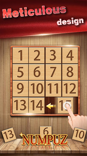 Numpuz: Classic Number Games, Free Riddle Puzzle 2 تصوير الشاشة