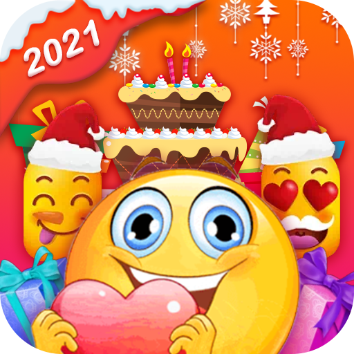 WAStickerApps Christmas Birthday Gif for WhatsApp icon