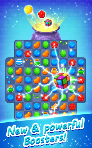 Candy Witch - Match 3 Puzzle Free Games screenshot 9