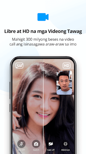 imo free video calls and chat screenshot 2