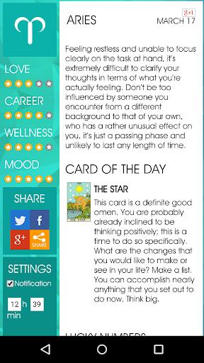 Daily Horoscope 3 تصوير الشاشة