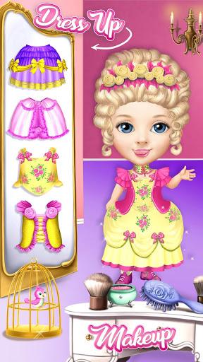 Pretty Little Princess - Dress Up, Hair & Makeup 7 تصوير الشاشة