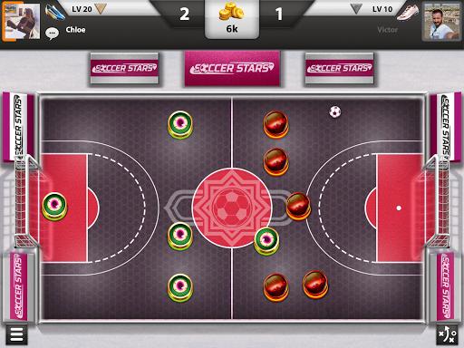 Soccer Stars 11 تصوير الشاشة