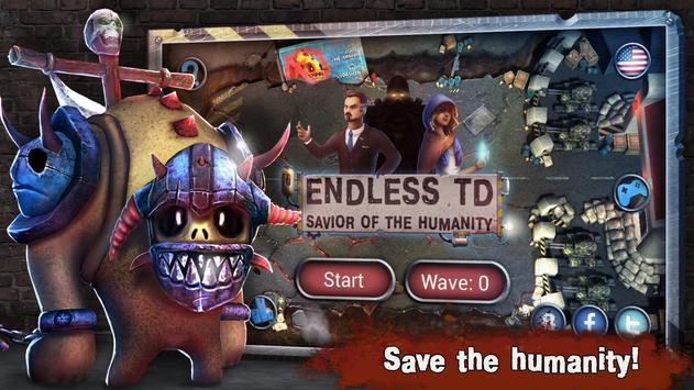 Endless TD 1 تصوير الشاشة