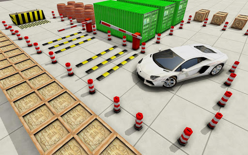 Modern Car Parking Free Games 3D – New Car Games скриншот 1