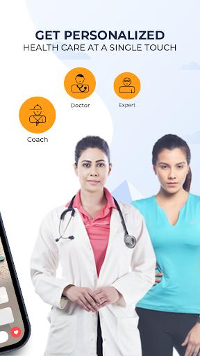 GOQii - Smart Preventive Healthcare screenshot 4