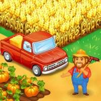 Farm Town: Happy farming Day & food farm game City on 9Apps
