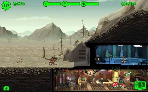 Fallout Shelter screenshot 18
