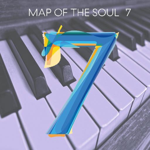 BTS Real Piano Tiles أيقونة