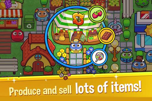 My Boo Town - Cute Monster City Builder screenshot 5