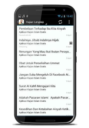 Kajian Al Amiry screenshot 4