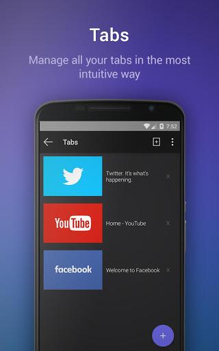 Super Fast Browser 3 تصوير الشاشة