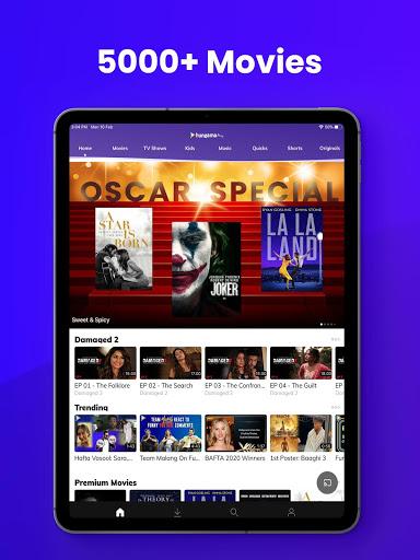 Hungama Play: Movies & Videos 9 تصوير الشاشة