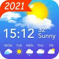 توقعات الطقس والحاجيات والرادار on 9Apps
