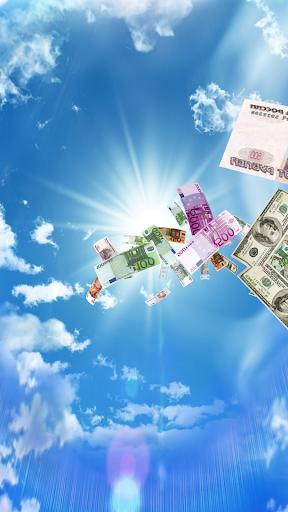 Falling Money 3D Live Wallpaper 12 تصوير الشاشة