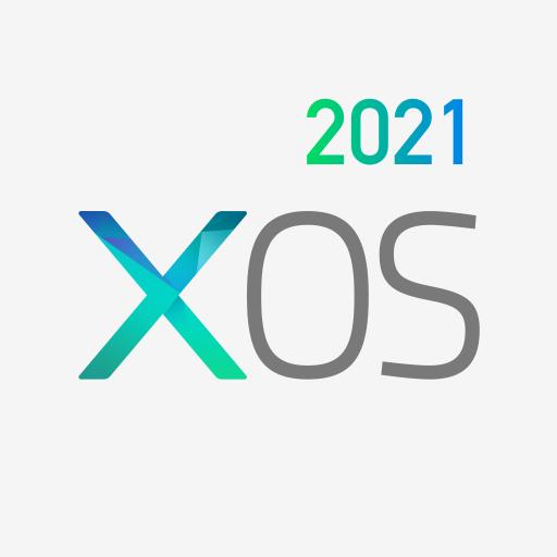 XOS Launcher (2020) - مخصص ، بارد ، أنيق أيقونة