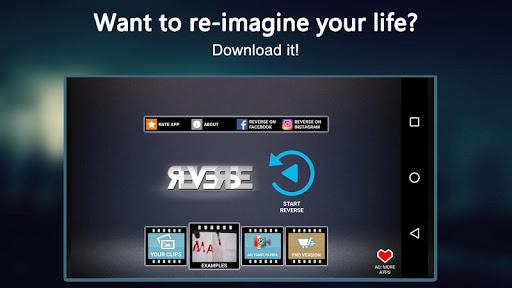 Reverse Movie FX - magic video screenshot 5