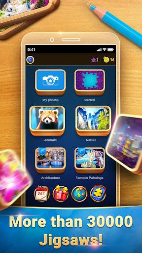 Magic Jigsaw Puzzles - Puzzle Games screenshot 3