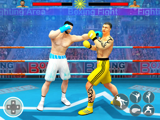Real Punch Boxing Games: Kickboxing Super Star screenshot 10