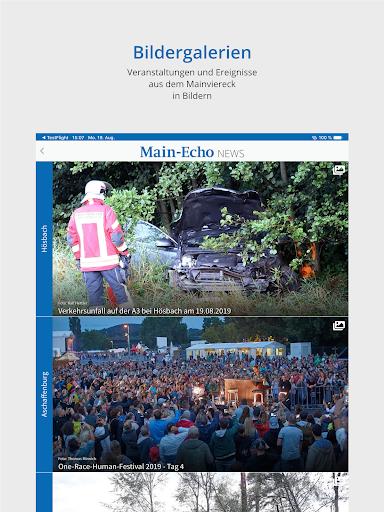 Main-Echo NEWS 10 تصوير الشاشة