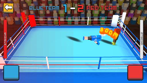 Cubic Boxing 3D 3 تصوير الشاشة