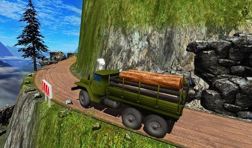 Truck Driver 3D screenshot 2