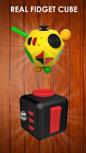 Fidget Toys 3D - Fidget Cube, AntiStress & Calm screenshot 6
