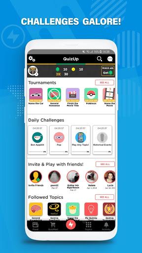 QuizUp screenshot 10