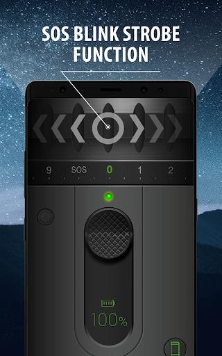 Color LED Flashlight Selene & FLASH screenshot 4