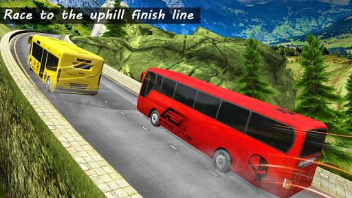 Bus Racing : Coach Bus Simulator 2021 screenshot 4