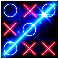 Tic Tac Toe Glow on 9Apps